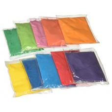 10 Colors of 50 grams each, Total 10 pack, for Holi party, color run, birthday party, photo shoot, color fight, gender reveal