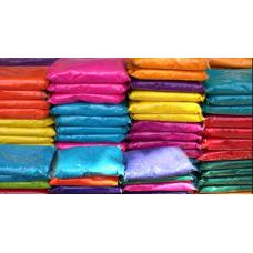 35 packets of 50 grams each perfect for Marathon Races, Holi run, Holi Color Party, Charity events, Color Wars